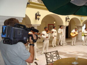 Hotel marketing video for Las Villas Hotel & Spa
