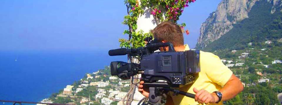 Go World crews in Italy
